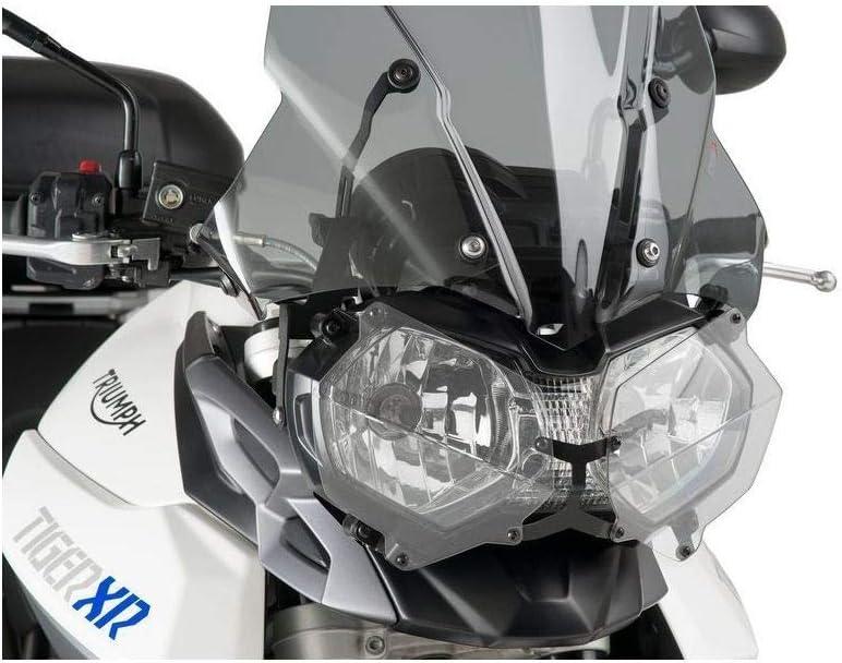 Griglia di protezione per fanale anteriore Trium-ph Tiger 800 XC//XCX Explorer 1200 Areyourshop