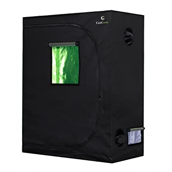 "CoolGrows 48""x24""x60"" Grow Tent"