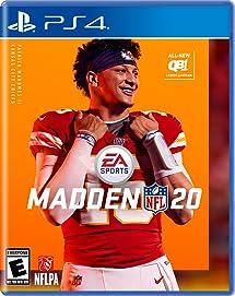 Amazon.com: Madden NFL 20 - PlayStation 4: Electronic Arts ...
