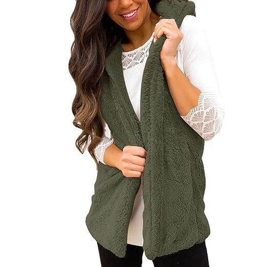 01b617ee43e Women s Artificial Faux Fur Vest