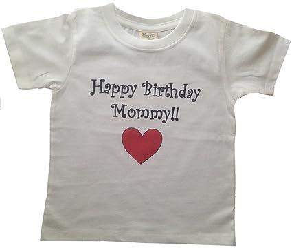 BigBoyMusic HAPPY BIRTHDAY MOMMY Toddler Designs