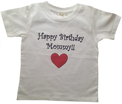 BigBoyMusic HAPPY BIRTHDAY MOMMY Toddler Designs