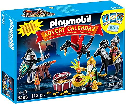 PLAYMOBIL Advent Calendar 'Dragon's Treasure Battle
