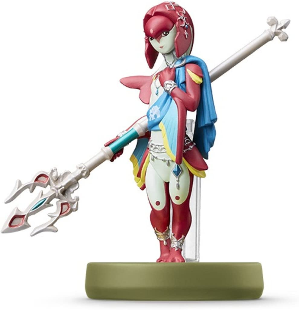 Amiibo Mipha - Legend of Zelda Breath of the Wild series Ver ...