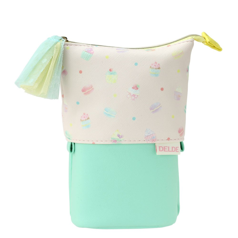 DELDE Cosmetic Pouch, Happy Spring Limited Color Sweets