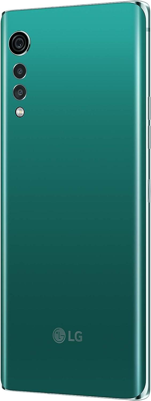 LG Velvet 5G - Smartphone 128GB 6GB RAM Aurora Green: Amazon.es ...
