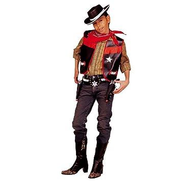 Disfraz de cowboy para niños pequeños oeste sheriff accesorios traje gaucho 78e6ea063fc