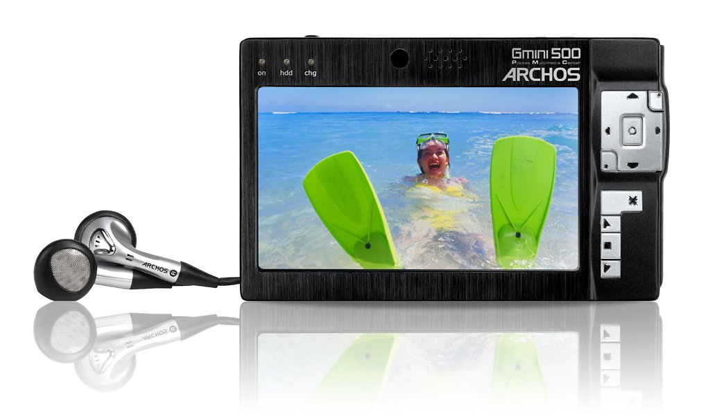 NEW DRIVERS: ARCHOS PORTABLE USB HARD DRIVE TPP