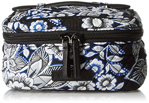 Case Ladies Jewelry (Vera Bradley Women's Iconic Jewelry Case, Snow Lotus)