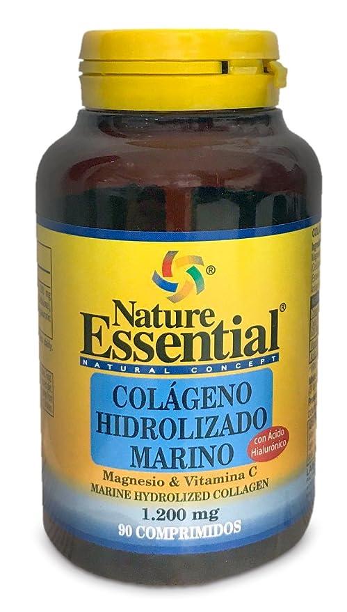 Colageno marino hidrolizado nature essential