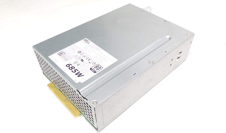 Genuine Dell Precision T5610 685W YP00X Redundant PSU W4DTF K8CDY (Certified Refurbished)