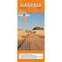 ROAD MAP OF NAMIBIA