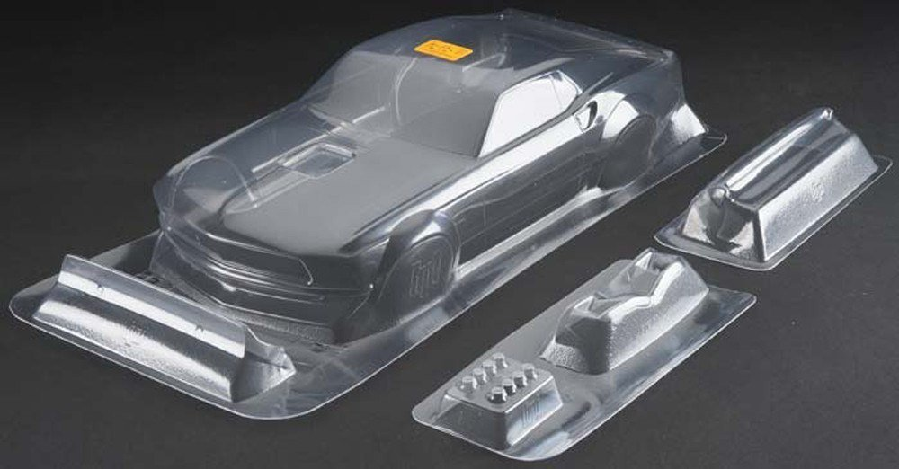 109930 - 1969 FORD MUSTANG RTR-X EFFACER BODY (200mm)