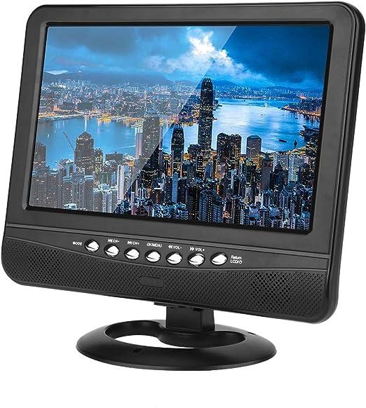 Naroote Televisor LCD de 9.5 ,Televisión Digital 9,5