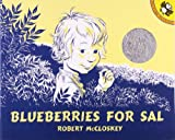 img - for Blueberries for Sal book / textbook / text book