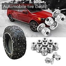 Sedeta® Car Off Road Tire Tyre Stud Snow Ice Dirt Mud Non-Slip Wheel Screw 8mm/100Pcs