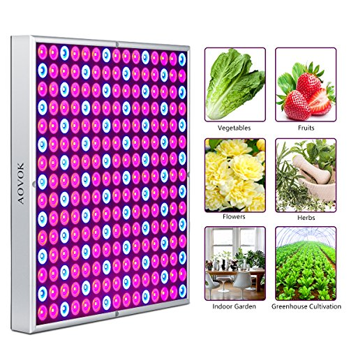 High Power Led Grow Light Panel
