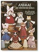 The Needlecraft Shop Plastic Canvas Animal Air Freshener Doll (963121)