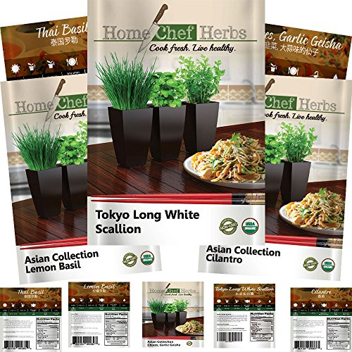 Home Chef Herbs Herb Seeds product image