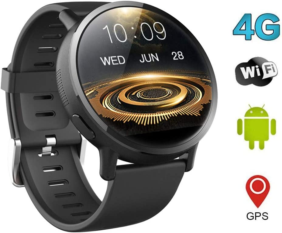 Amazon.com: QKa Smartwatch Android 7.1 4G 2.03 Inch 900Mah ...