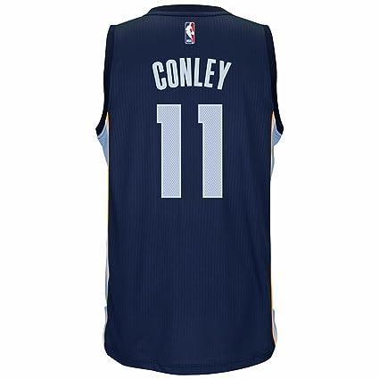 cheap for discount a020f bac48 Amazon.com : adidas Mike Conley Jr Memphis Grizzlies NBA ...