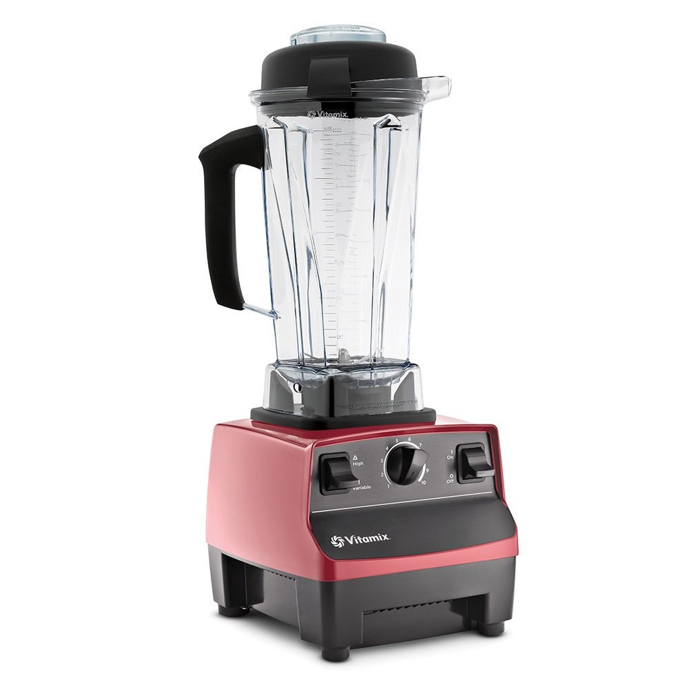 Vitamix Standard Blender, Black (Certified Refurbished) Vita-Mix Corporation 1811