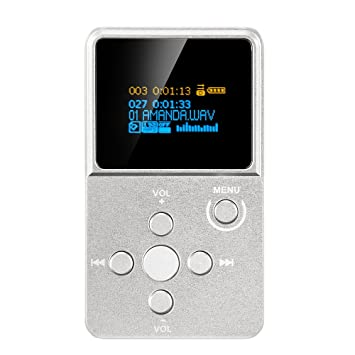 docooler XDUOO X2 Reproductor de Música Digital De Alta Fidelidad Reproductor de Audio con Profesionales Pantalla