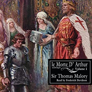 Le Morte D'Arthur Audiobook