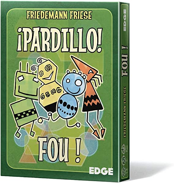 Edge Entertainment - ¡Pardillo! (Asmodee, EE2FFL01): Amazon.es ...