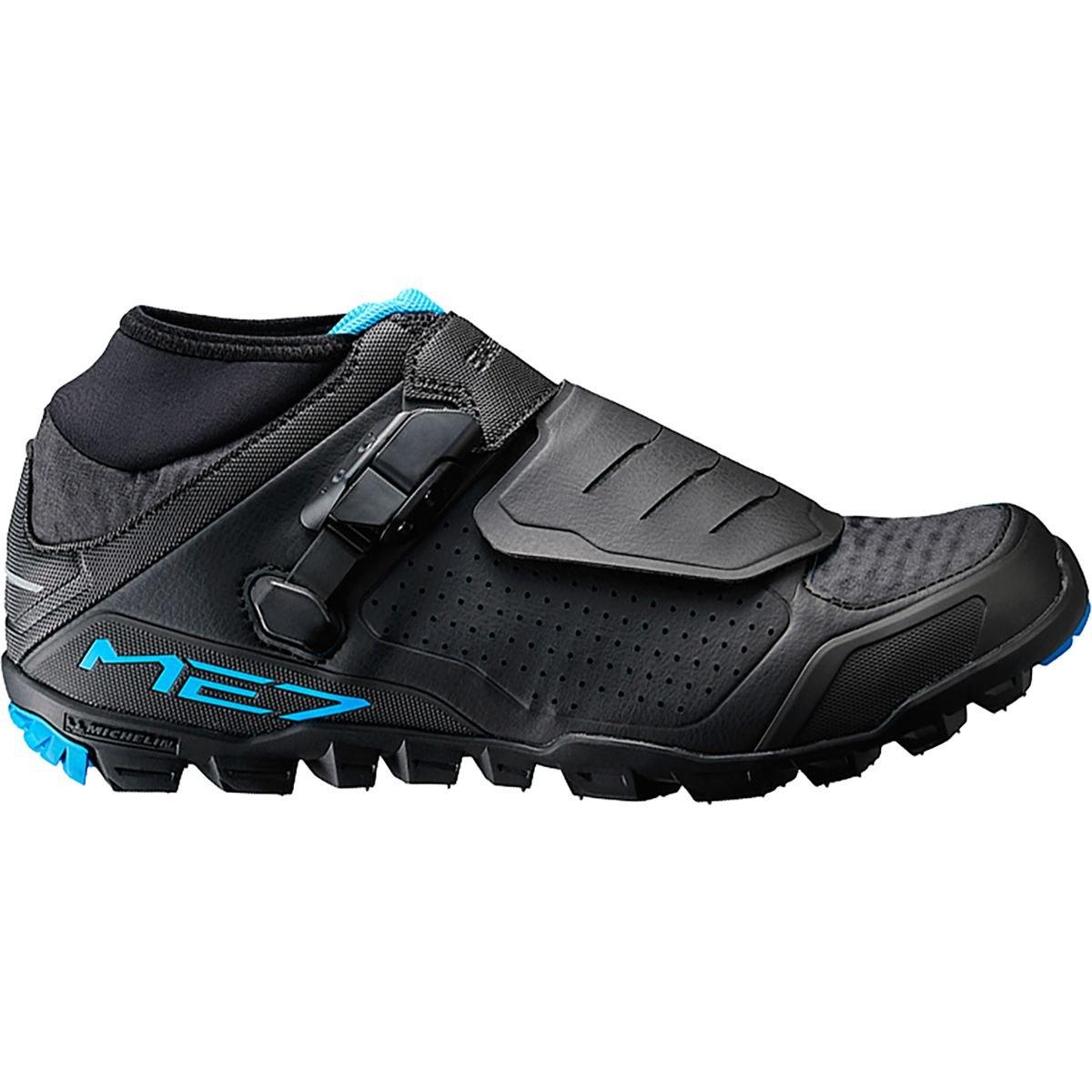 SHIMANO Unisex SH-ME7 Black Sneaker 39 (US Men's 5.8; US Women's 7.2) Medium