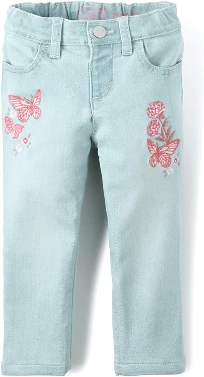 The Childrens Place Girls Fashion Skinny Jeans