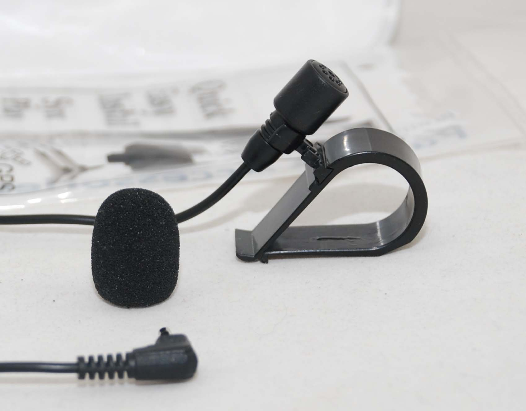 Xtenzi Microphone External Bluetooth Mic Assembly for Jensen Car DVD Nvigtion Sterio Recivers.