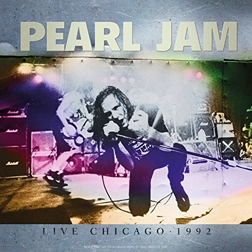 Pearl Jam Best of Live Chicago 1992 - CD