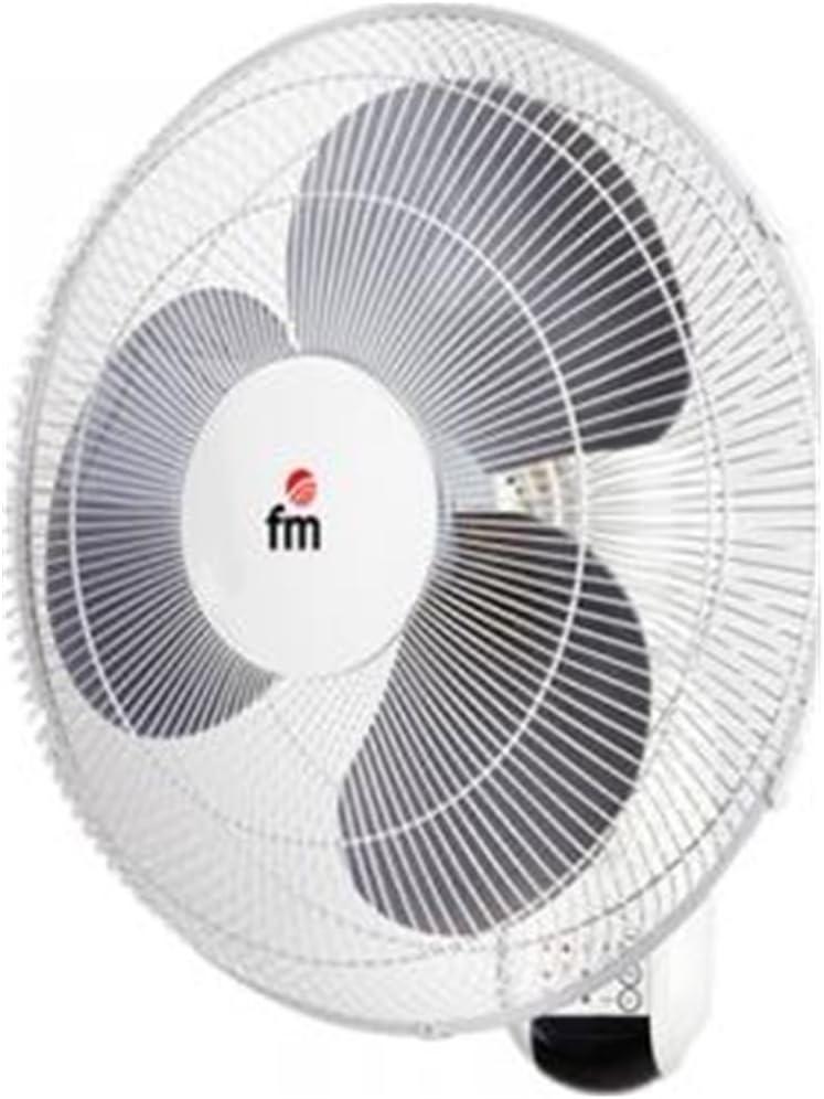 Ventilador Pared 40Cm 45W Mando Distancia Vm-140M FM