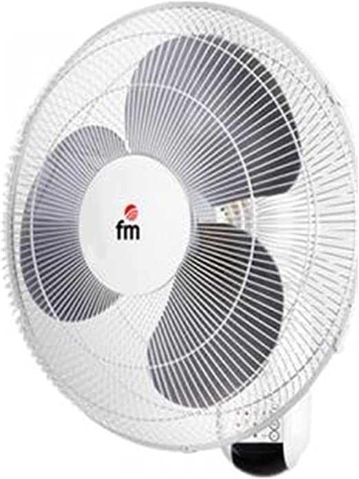 Ventilador Pared 40Cm 45W Mando Distancia Vm-140M FM: Amazon.es: Hogar