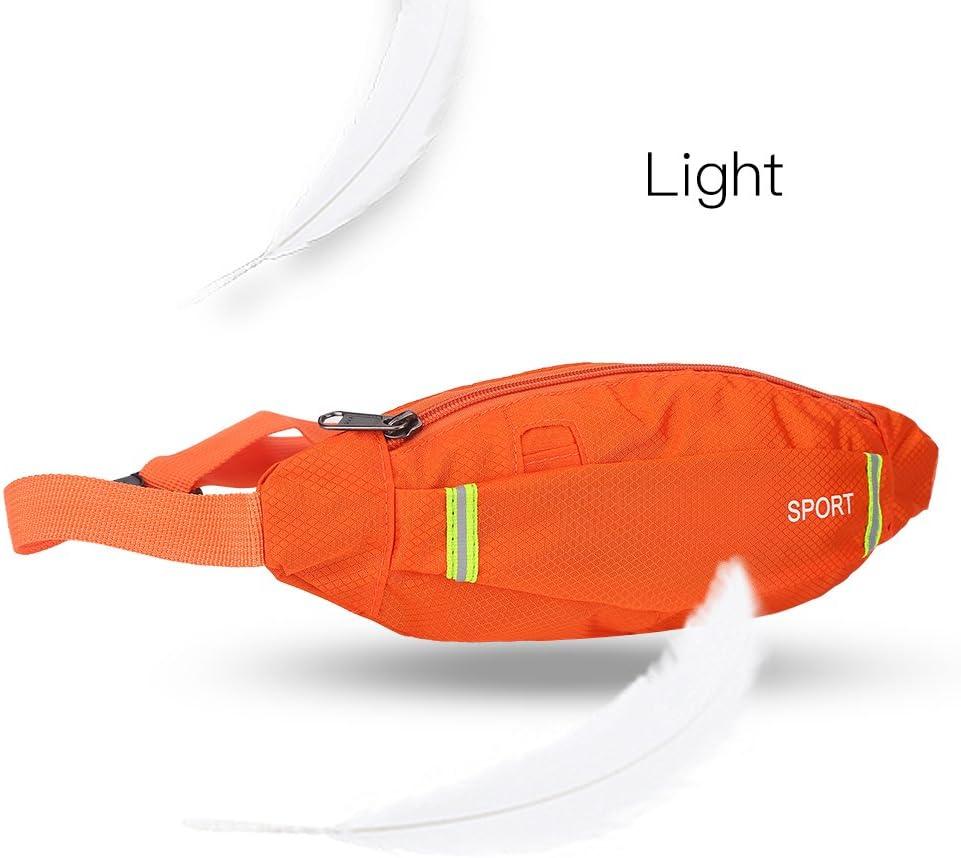 Dioche Running Waist Pack 3Colors Men Women Outdoor Sport Waist Belt Bag Cycling Gym Pack