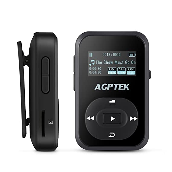 Review Bluetooth 8GB MP3 Player