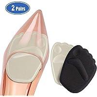 Haofy Almohadillas del Antepié Almohadillas Metatarsales para Zapatos