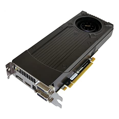 PNY GF660IGTX2GEPB GeForce GTX 660 Ti 2GB GDDR5 - Tarjeta ...
