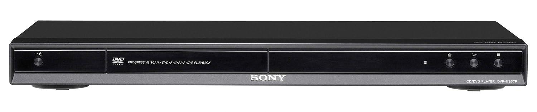 amazon com sony dvp ns57p b progressive scan dvd player black rh amazon com Sony DVP Ns57p DVD Player Sony DVP Ns57p Specs