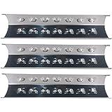 bar. b.q.s 91631 (4-Pack) placa de calor de acero inoxidable ...
