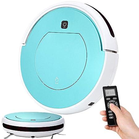 NOBGP Robot Aspirador, 360 ° Smart Upgrade Slim Quiet Sensor ...