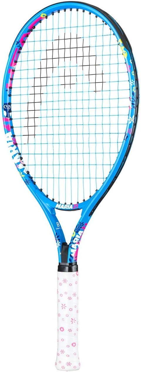 Head Maria 21 Raqueta de Tenis, Juventud Unisex, Multicolor, 4-6 años