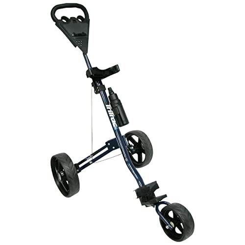 Intech Tri Trac 3-Wheel Golf Cart