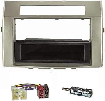 Tomzz Audio 2455 033 Radioblende Set Kompatibel Mit Elektronik