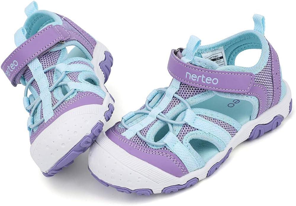 | nerteo Kids Boys Girls Sandals Toddler Water Shoes | Sandals