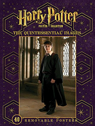 Harry Potter Poster Collection: QUINTESSENTIAL IMAGES (Insights Poster Collections) (All Harry Potter Books)