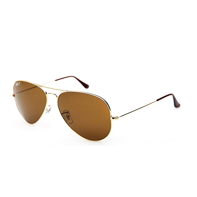 Ray-Ban Aviator Large Metal 001 57, Gafas de sol Unisex-Adulto, Gold 58   Amazon.es  Ropa y accesorios cda6908156