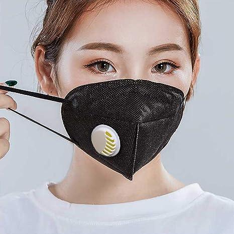 Mask Anti-pollution - Finishing Black Health