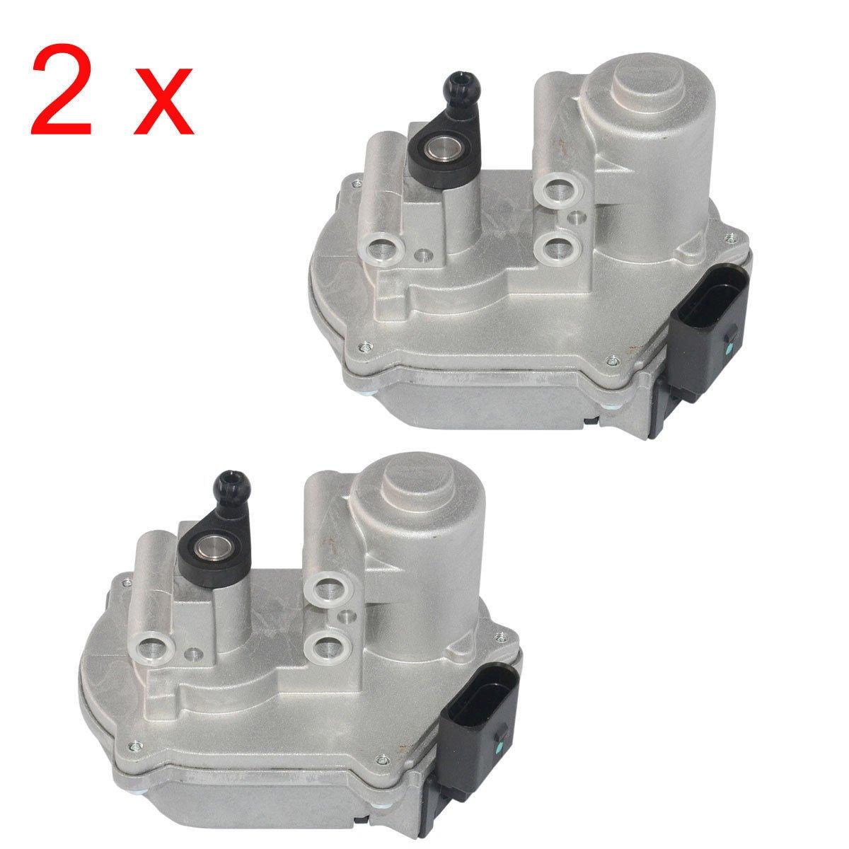 2 PCS Intake Manifold Actuator 4 pins - A2C59513862 / 059129086D AKWH